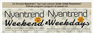 Download Rekaman Nyantrend Weekend & Weekdays